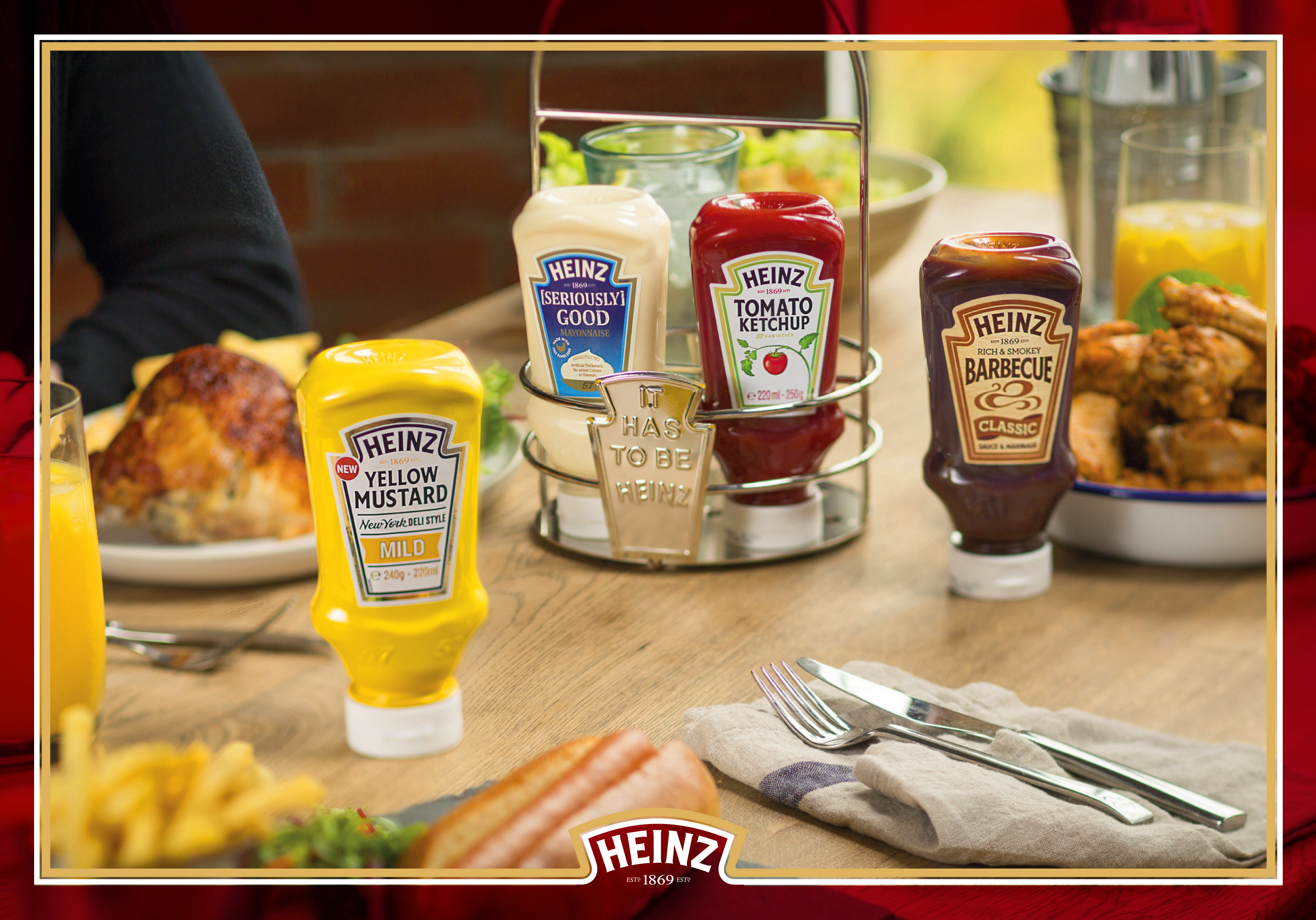 heinz marketing plan In reality, this was a highly planned product launch strategy the effort was  spearheaded by vml, a global marketing agency that transforms.
