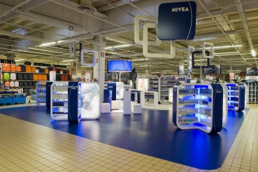 NIVEA BEAUTY CENTER 2008