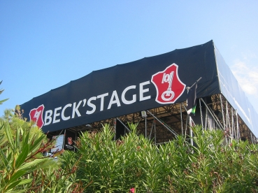BECK'S STAGE