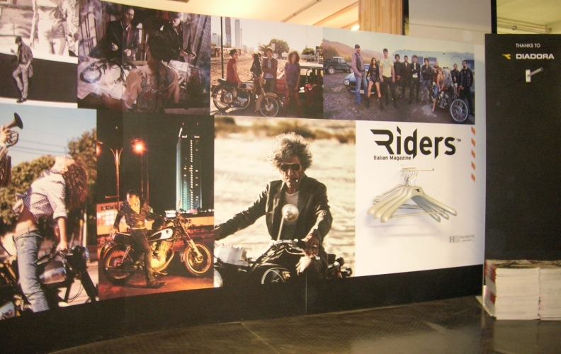 RIDERS BREAD & BUTTER BARCELLONA 2008