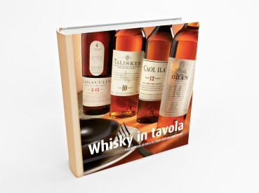 "DIAGEO CLASSIC MALTS ""WHISKY IN TAVOLA"""