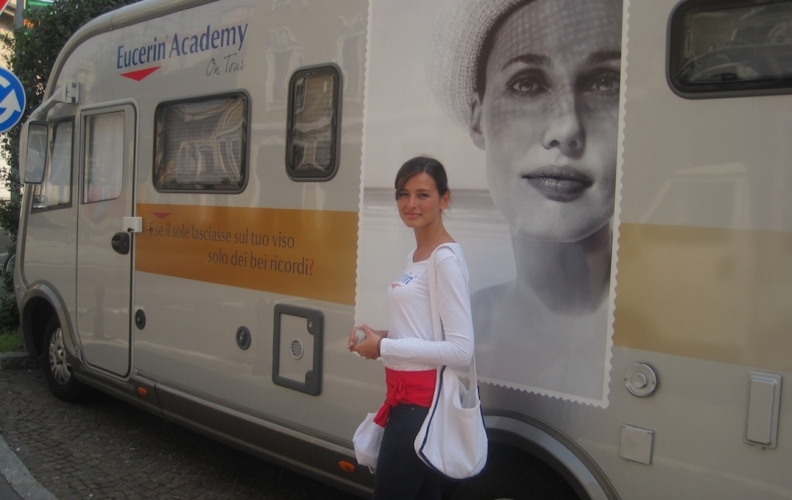 EUCERIN ACADEMY ON TOUR 2012
