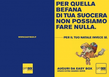 EASYBOX CAMPAGNA ISTITUZIONALE