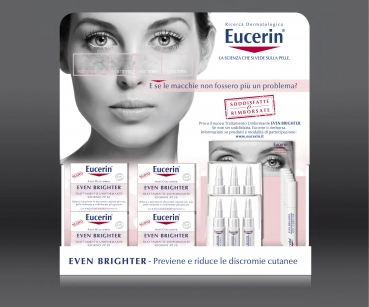 LANCIO EUCERIN EVEN BRIGHTER