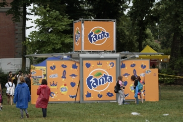 FANTA – ATTIVITA' DI SAMPLING AND BRAND AWARENESS