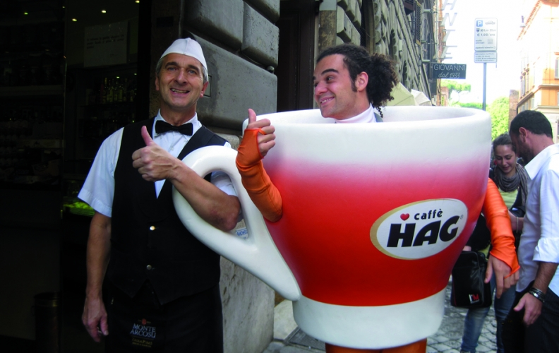 CAFFE' HAG MISTERY PROMOTION