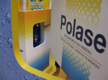 POLASE SAMPLING CENTRI COMMERCIALI