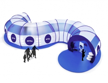 NIVEA POP UP SHOP – TORINO