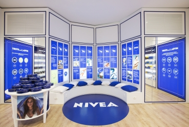 PERMANENT NIVEA SHOP