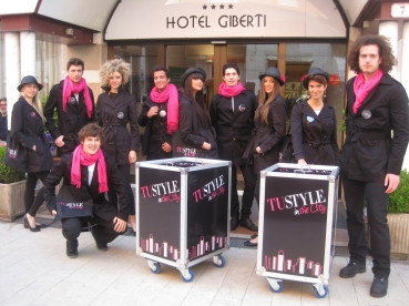 "MONDADORI ""TUSTYLE IN THE CITY"""