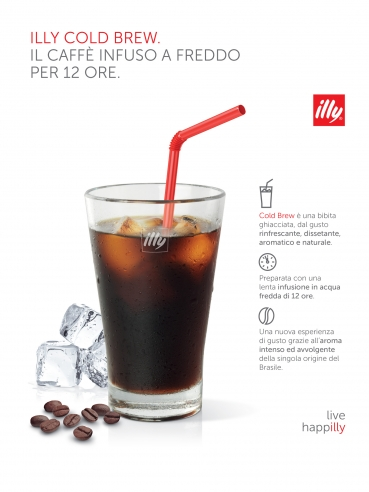 illy presenta illy Cold Brew
